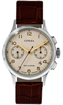 Strela Chronograph Civil Cys 3133