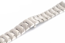 Stainless Steel Bracelet Brushed Vodolaz 24 mm