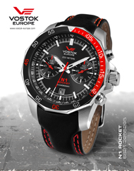 Vostok Europe Rocket N1 6S21/2255295
