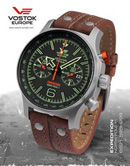 "Expedition ""NORTH POLE-1"" Titanium 6S21/595H299"