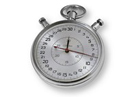 Slava split-time hand stopwatch